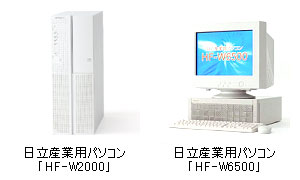 Hitachi Intel Mobile-desktops
