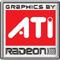 ATi Radeon X800 Logo (klein)