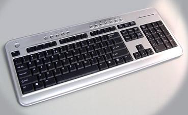 BTC 6300 Multimedia Keyboard