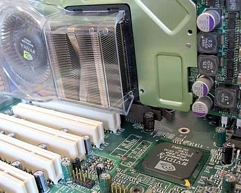 GeForce FX met nForce3 250Gb