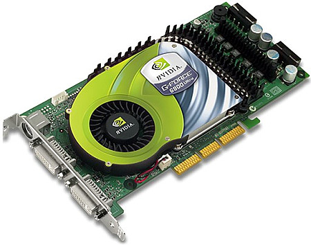 GeForce 6800 Ultra perspic