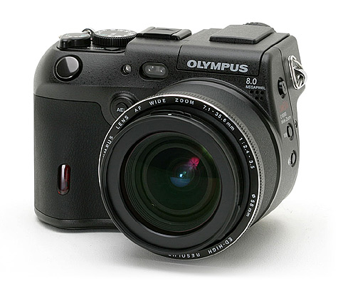 Olympus C-8080 camera