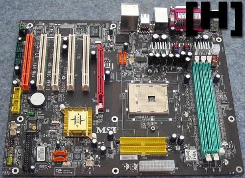 MSI K8N Neo moederbord