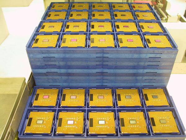 Grote doos AMD processors