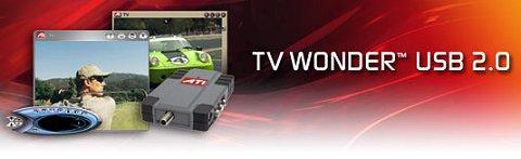ATi TV Wonder USB 2.0 tv-tuner