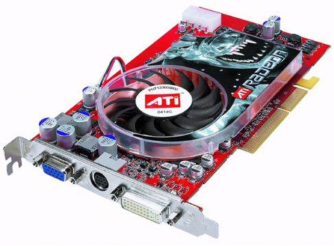 ATi Radeon X800 Pro perspic
