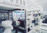 AMD Fab cleanroom