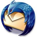 Mozilla Thunderbird logo (medium)