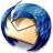 Mozilla Thunderbird logo (klein)