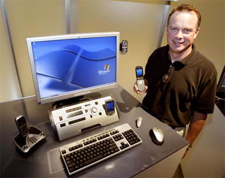 HP & Microsoft presenteren nieuw design pc's (450 pixels breed)