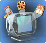 Portable Windows Media Player