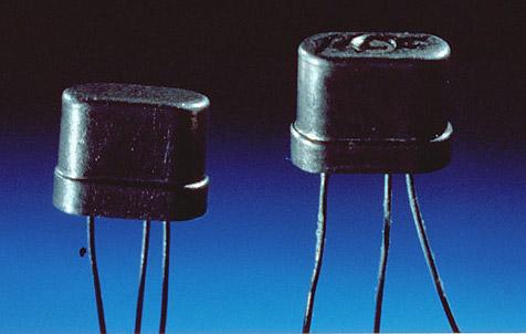 Eerste siliciumtransistors