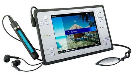 Sony Vaio VGN-U70