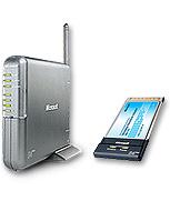 Microsoft 802.11g wireless kit