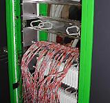Telefooncentrale gereedgemaakt voor ADSL