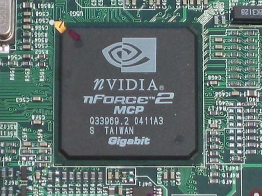 nForce2 Ultra 400Gb southbridge