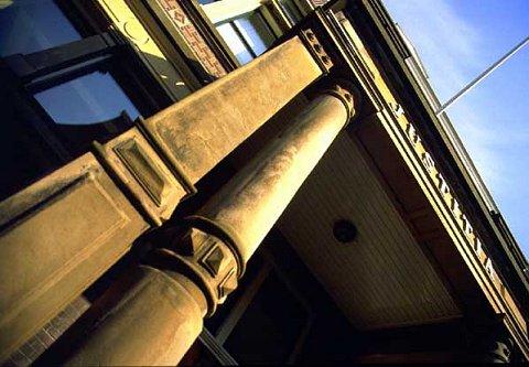Rechtbank in Haarlem