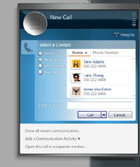 Windows Longhorn build 4074 - Troy PC New Telephone Call (klein)