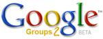 Google Groups 2 Beta