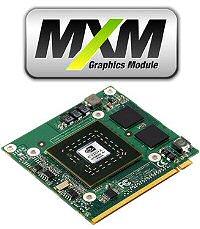 nVidia MXM