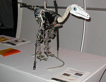 Robotdino, NextFest 2004