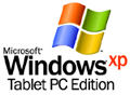 Windows XP Tablet Edition