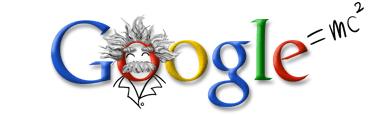 Google Einstein Logo