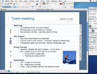 Mac Office 2004 - Note Taking in Word (klein)