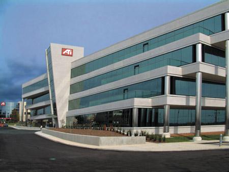 ATi HQ Markham, Canada (groot)