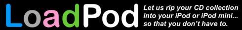 LoadPod logo