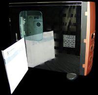 Zijkant met reflectie (mini)
