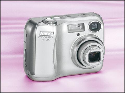 Nikon Coolpix 4100