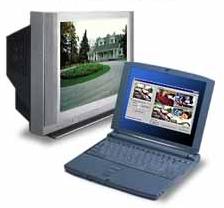 Televisie en computer