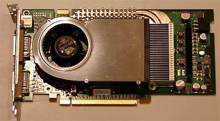 NV45 PCI Express videokaart (LQ)