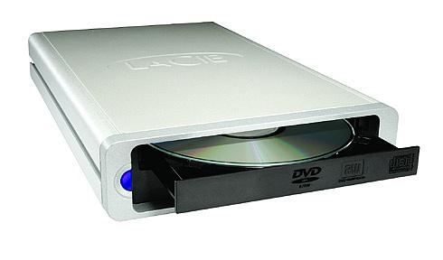 LaCie d2 DL dvd-brander