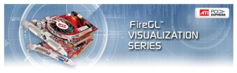 ATi FireGL Visualization-serie