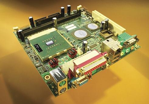 AMD Geode NX DB1500 Development Board