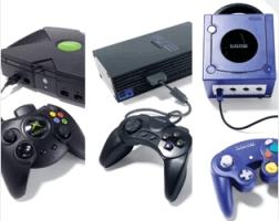 Xbox, Playstation & Nintendo Gamecube