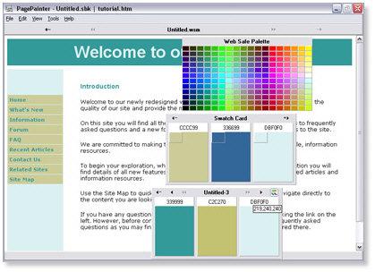 PagePainter 1.0 screenshot