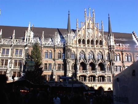 Gemeentehuis München