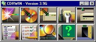 CDRWIN 3.9G