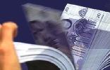 Fraude / Geld tellen