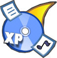 CDBurnerXP Pro logo