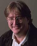 Valve-CEO Gabe Newell (klein)