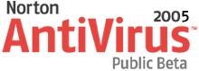 Norton AntiVirus 2005 beta