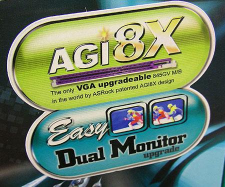 Asrock P4i45GV R5.0-verpakking