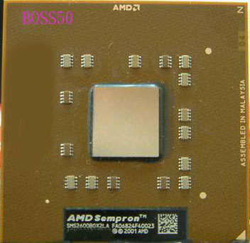 AMD Mobile Sempron 2600+