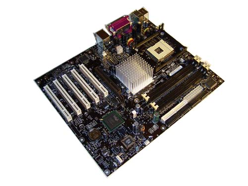 Intel D875PBZ moederbord