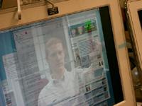 Facetop op beeldscherm (klein)