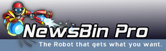NewsBin Pro banner